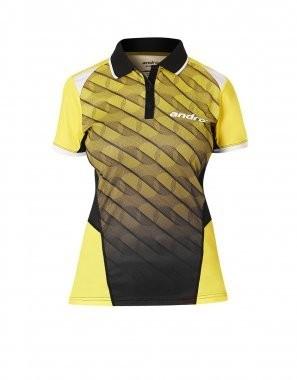 Andro Shirt Milos Women gelb
