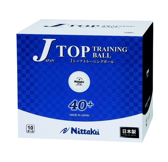 Nittaku J-Top Training 40+