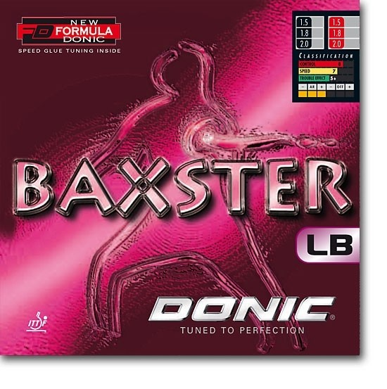DONIC Baxster LB Tischtennisbelag