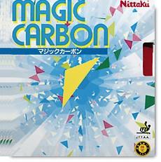 NITTAKU Magic Carbon Tischtennisbelag