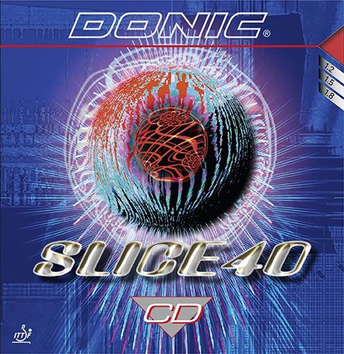 Slice 40 CD Tischtennisbelag