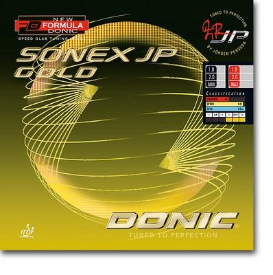 DONIC Sonex JP Gold Tischtennisbelag