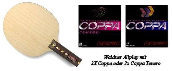 Waldner Allplay mit Coppa Tenero
