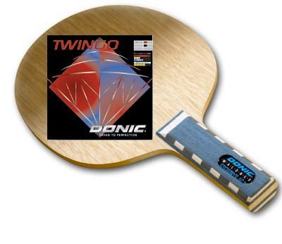 DONIC Waldner Exclusive AR+ mit Twingo