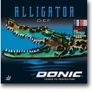 DONIC Alligator DEF Tischtennisbelag