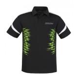 DONIC Polo-Shirt Air schwarz
