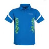 DONIC Polo-Shirt Airflex danube blau