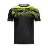 DONIC T-Shirt Clix schwarz/gelb