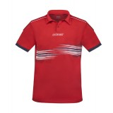 Donic Polo-Shirt Raceflex rot