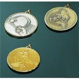 Medaillen 50 mm Schläger